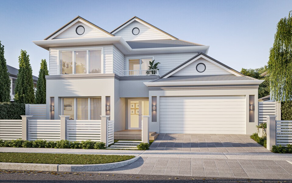 The Bellport By New Level Sleek - Home Design