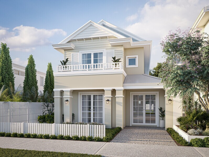 The Southaven By New Level - Home Design